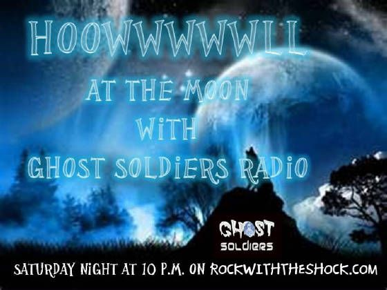 Howl at the Moon with Ghost Soldiers