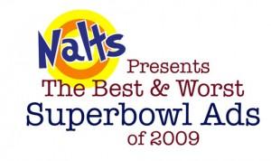 Kalts presents Best & Worst of Super Bowl ads 2009