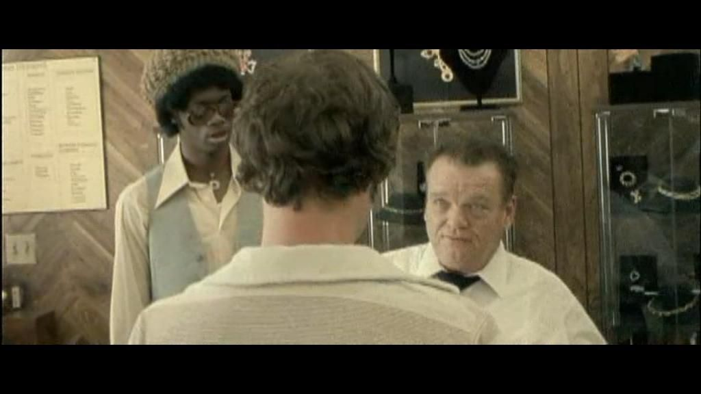 Pras, Kent Winfrey and Raymond O'Connor in Amazon Theatre ''Careful What You Wish For'' commercial/short