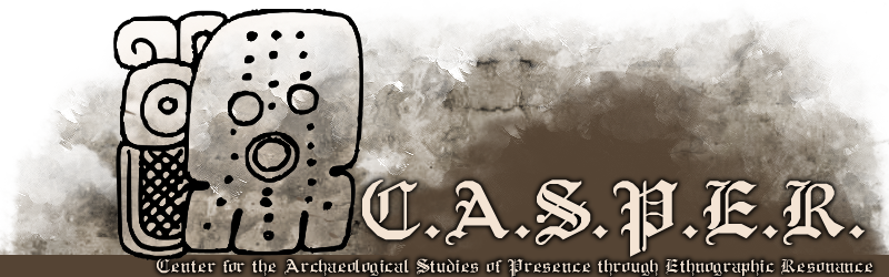 C.A.S.P.E.R.: Center for the Archaeological Studies of Presence Ethnographic Resonance