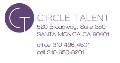 Circle Talent, 520 Broadway Suite 350, Santa Monica 90401