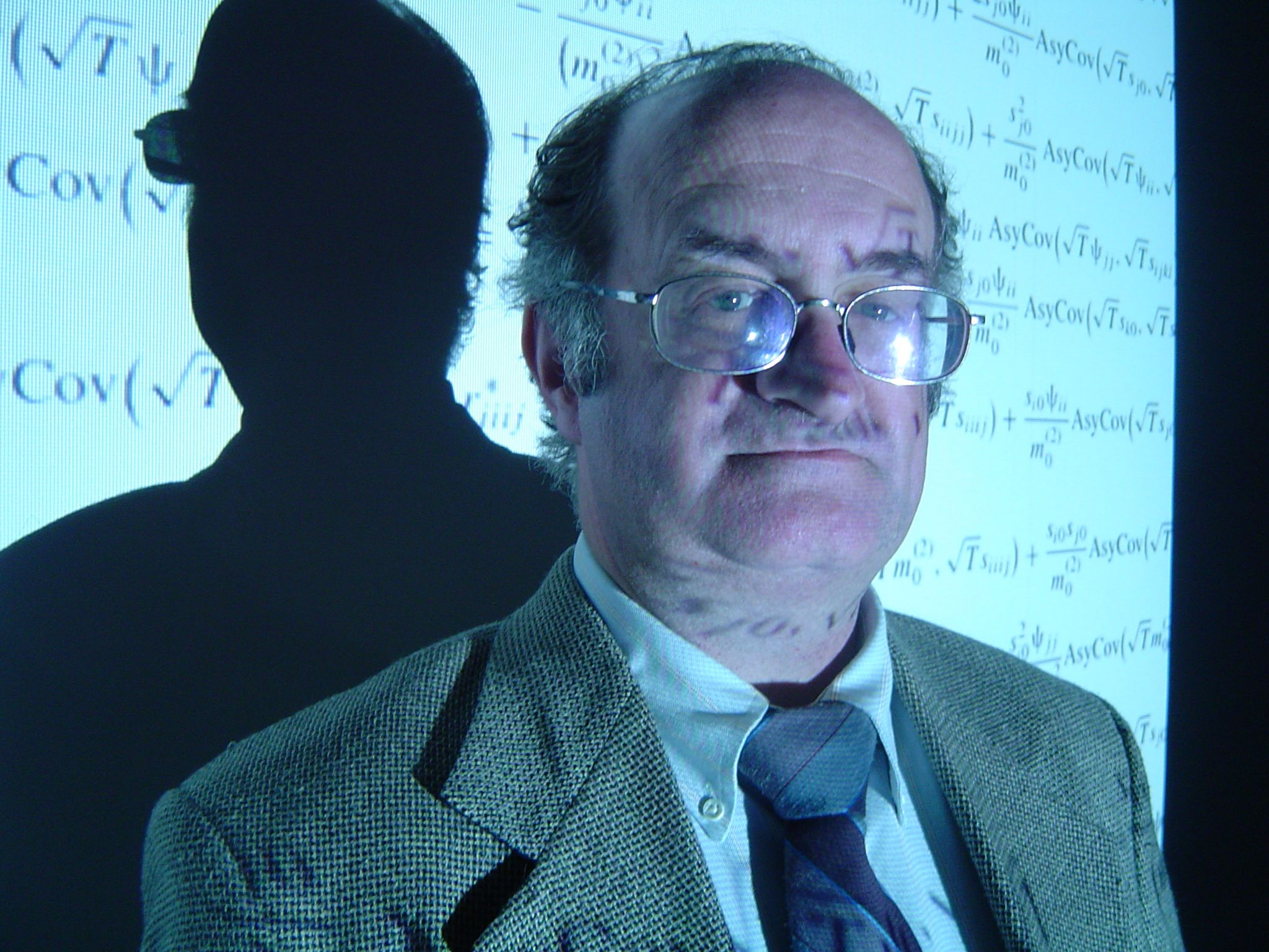 Geoffrey Gould as Dr. Stinson in ''Computer Love''