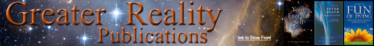 Greater Reality Publications