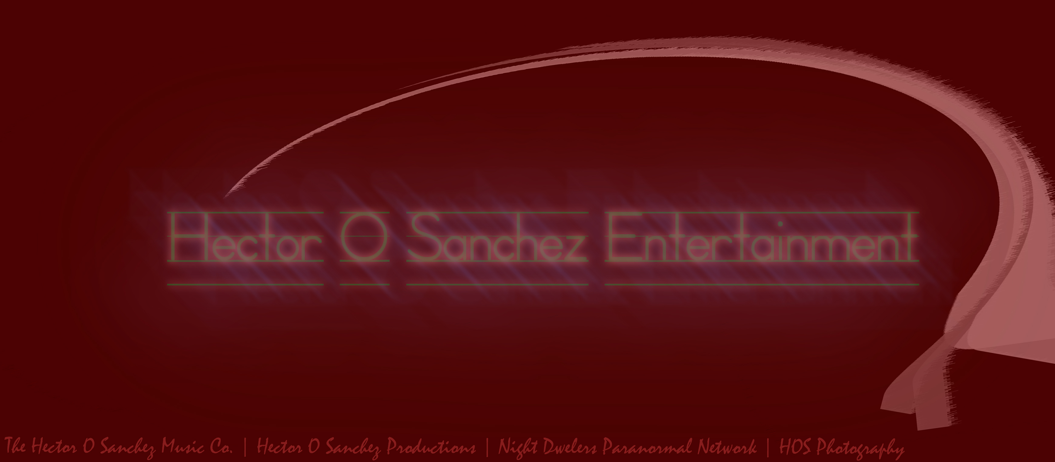 Hector O Sanchez Entertainment