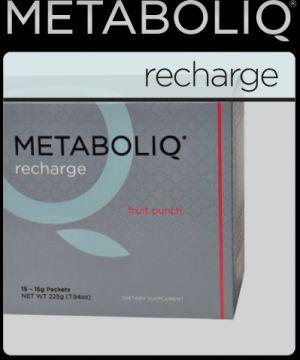 Qivana METABOLIQ Recharge