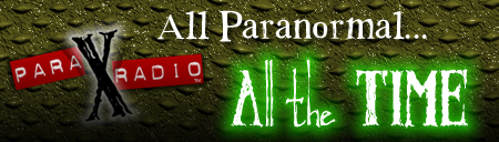 Para-X Radio Network Radio: all paranormal, all the time