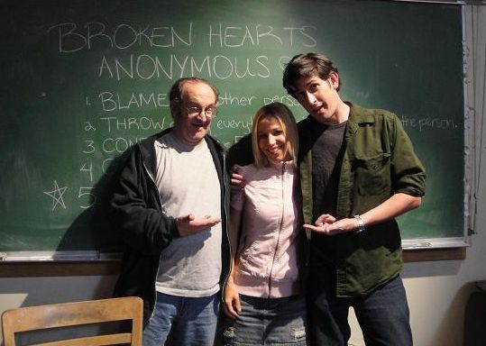 Geoffrey Gould, Jennifer Whitney and Michael Beardsley in ''Broken Hearts Anonymous''
