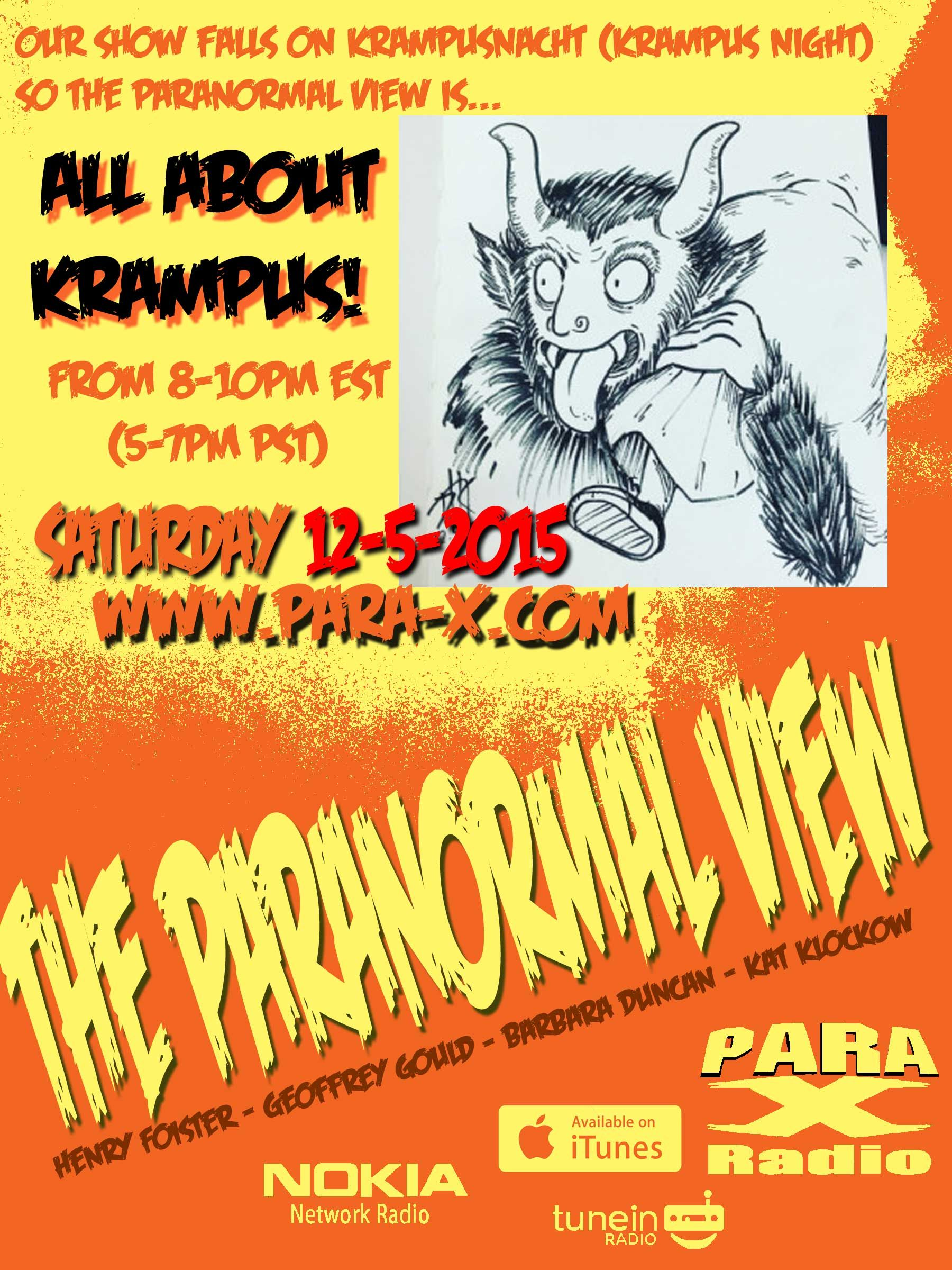 Krampusnaught on The Paranormal View