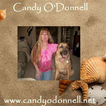 Candy O'Donnell website