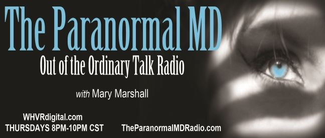 The Paranormal MD radio show